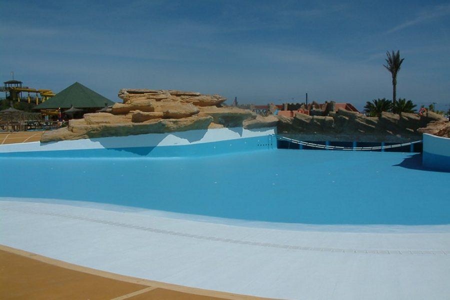 Maderas y piscinas