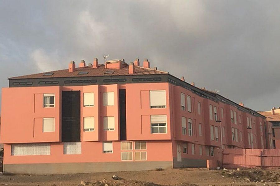 Fachadas y cubiertas